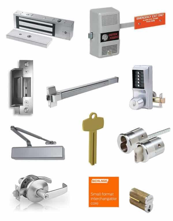 Locks & Lock Hardware