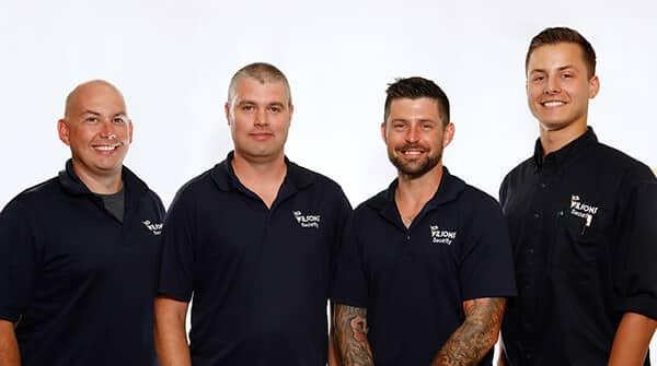 Four Technicians